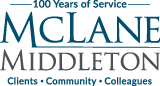 McLane Middleton 100 Years